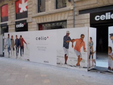 Celio Bordeaux… voit grand