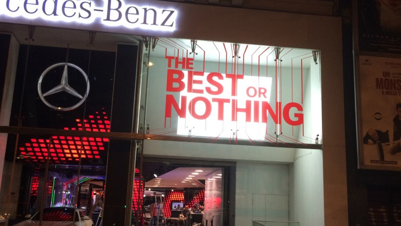 The Best or Nothing… that is the question !